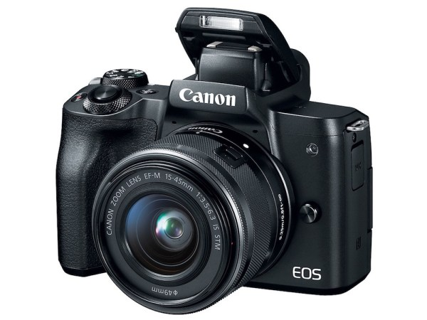 Canon EOS M50 Firmware Update v1.0.1 Released