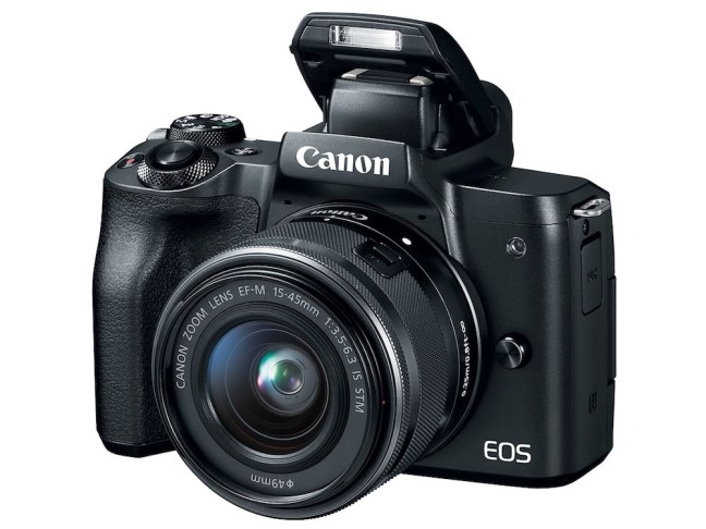 Canon EOS M50 and Speedlite 470EX-AI now Available for Pre-order