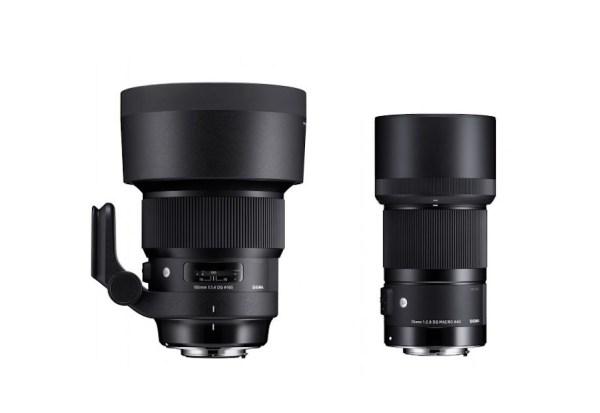 Sigma announces nine full-frame E-mount Art lenses