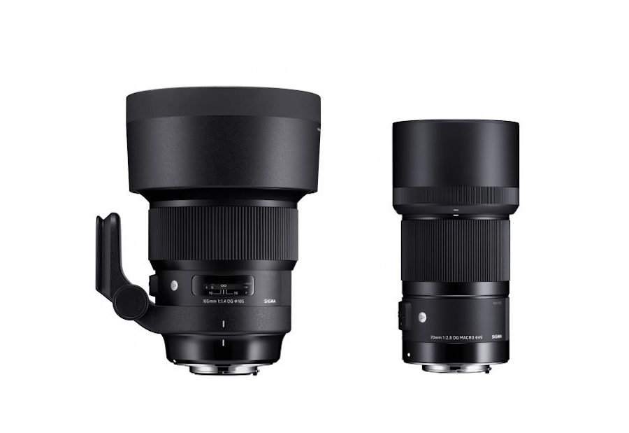 Sigma announces nine full-frame E-mount Art lenses - Daily Camera News