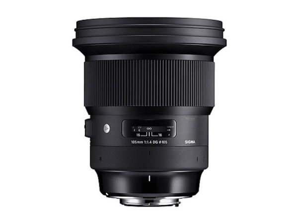 Sigma 105mm f/1.4 DG HSM Art Lens Price, Release Date Announced