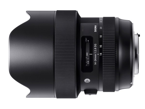 Sigma 14-24mm F2.8 DG HSM Art Lens Officially Announced