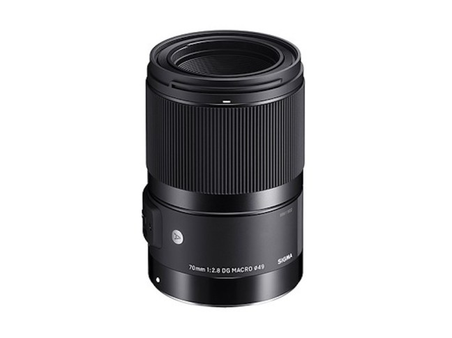 Sigma 70mm f/2.8 DG Macro Art Lens Price $569, Available for Pre-order