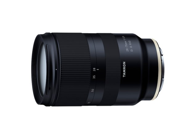 Tamron 28-75mm F/2.8 Di III RXD Lens Firmware Version 2 Released