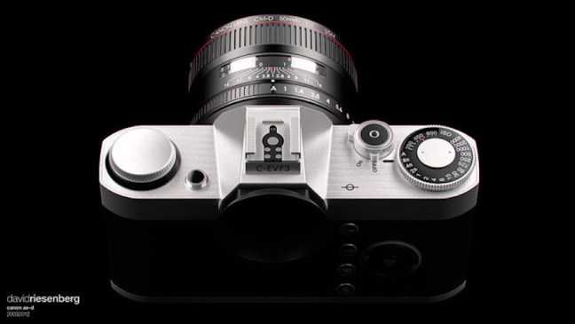 Canon Full Frame Mirrorless Camera Prototype Exist, Coming Late 2018?