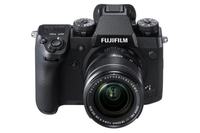 Fujifilm X-H1 Bug Fix Firmware 1.01 Released