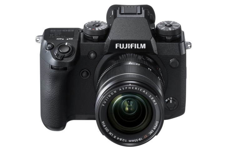 Fujifilm X-H1 Bug Fix Firmware Update Coming By The End Of March