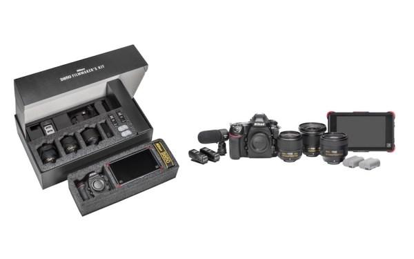 Nikon D850 Filmmaker's Kit Announced