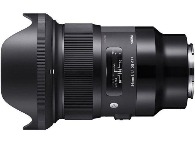 Sony FE 24mm f/1.4 GM Lens to be Announced Soon