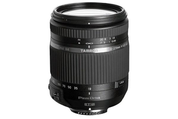 Tamron Updates its 18-270mm f/3.5-6.3 Di II VC PZD DSLR lens
