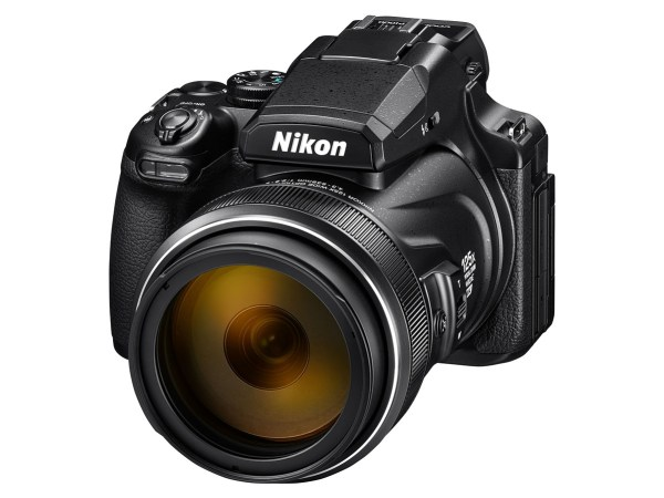 Nikon Coolpix P1000 Camera Announced with 24-3000mm 125x zoom