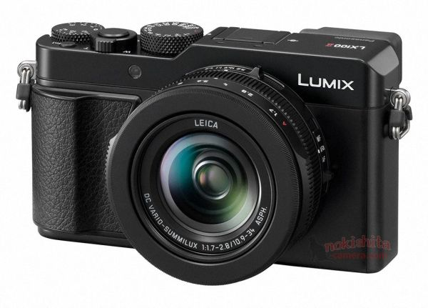 Full Panasonic LX100II (LX100M2) camera specifications