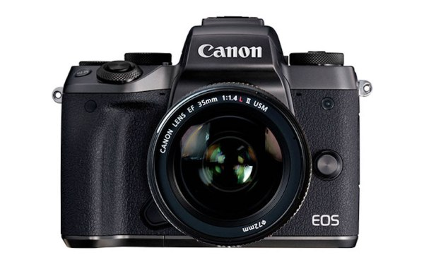Canon EOS R will be the First Canon Full Frame Mirrorless Camera