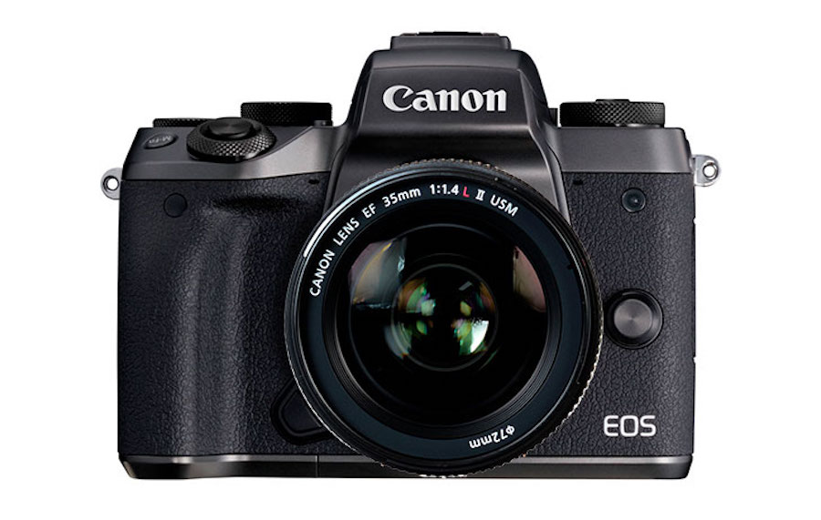 Canon EOS R will be the First Canon Full Frame Mirrorless Camera ...