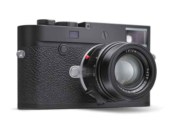 Leica M10-P Camera Officially Announced