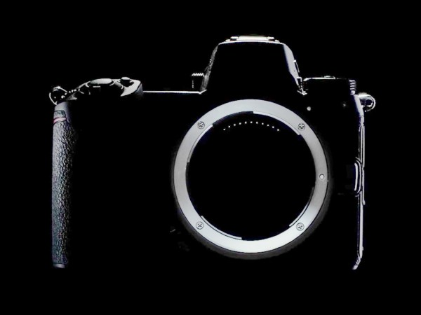 New Nikon Full Frame Mirrorless Camera Mount Video Teaser