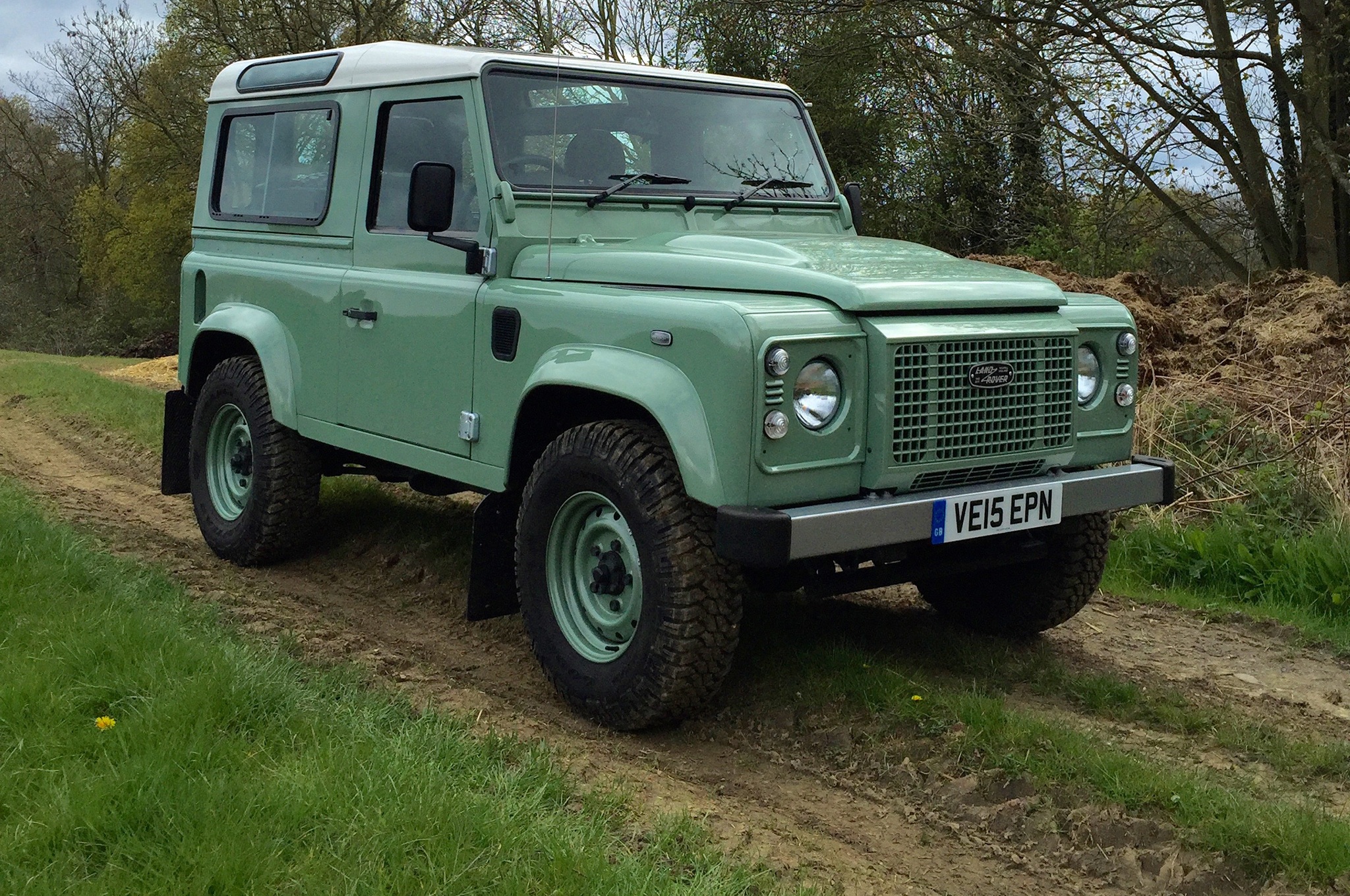 Defender Last Edition Car News and Expert Reviews
