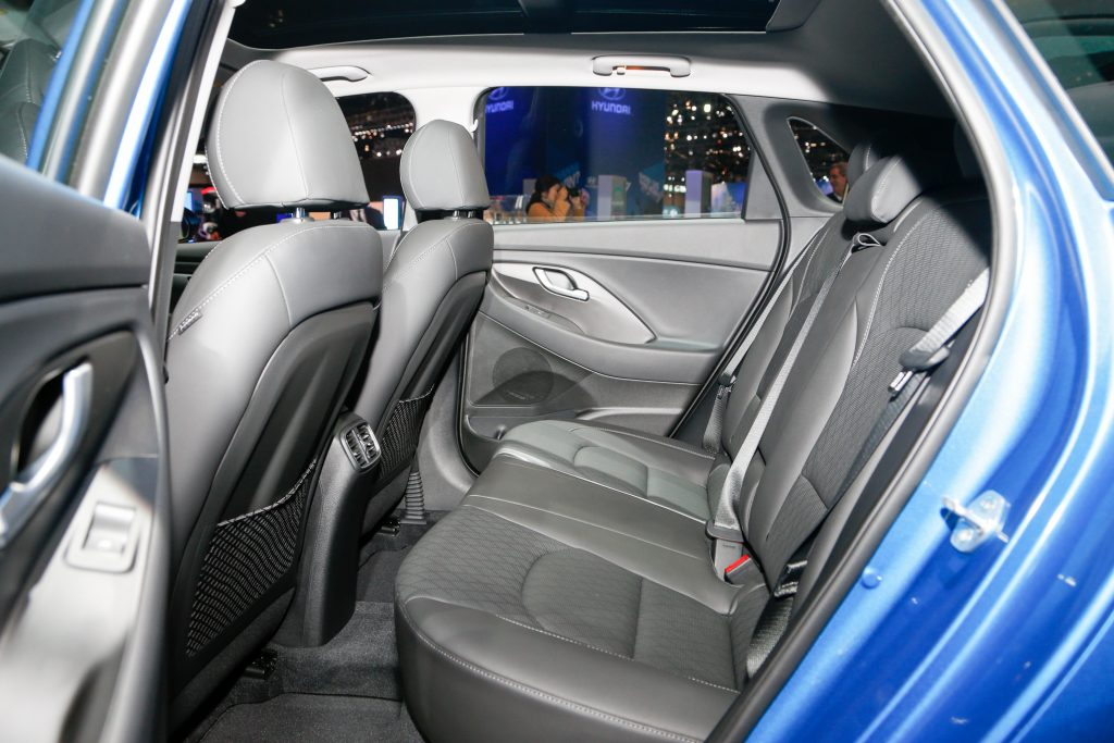 2018 Hyundai Elantra GT First Look Car News Car Reviews