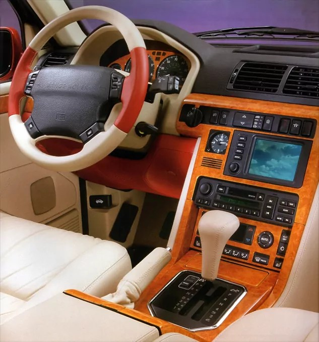2002 Land Rover Range Rover Interior: Why The Range Rover Autobiography Is The King Of Luxury SUVs