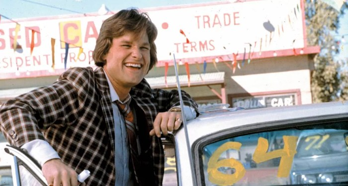 sell your used car, Kurt Russell dailycarblog.com