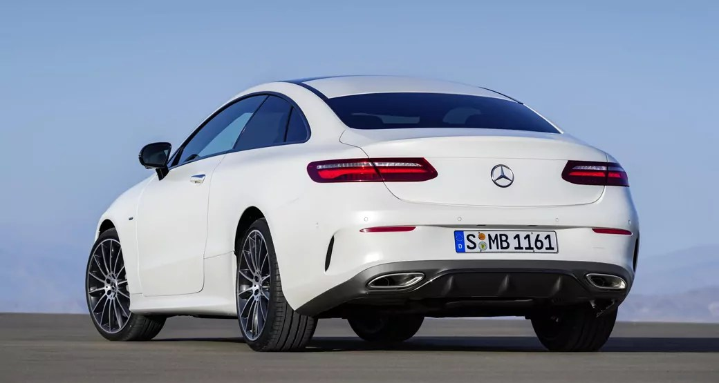 mercedes-e-class-coupe-official-rear