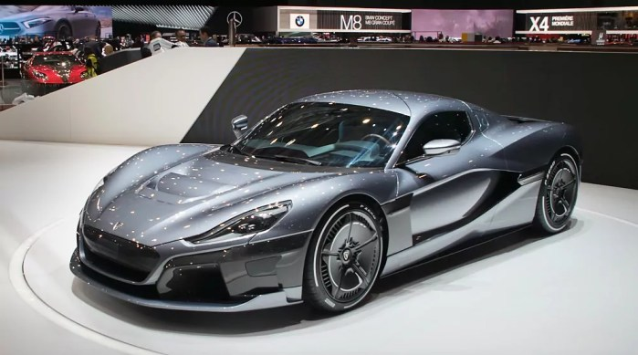 why the rimac concept two is the worst of the worst dailycarblog. Black Bedroom Furniture Sets. Home Design Ideas