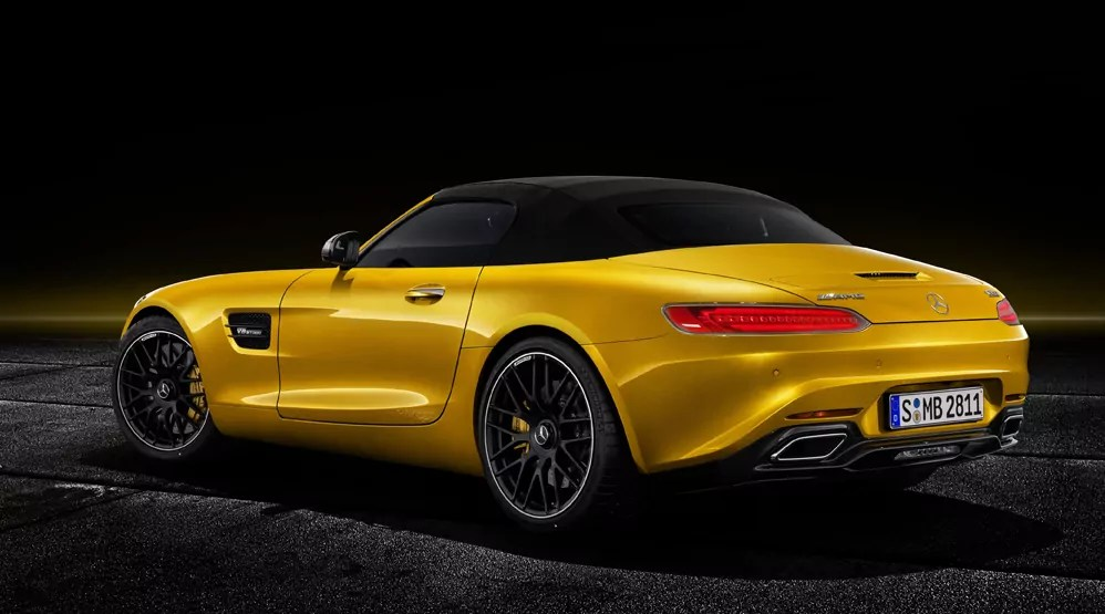 Mercedes-AMG-GT-S-Roadster-Rear-View-Dailycarblog