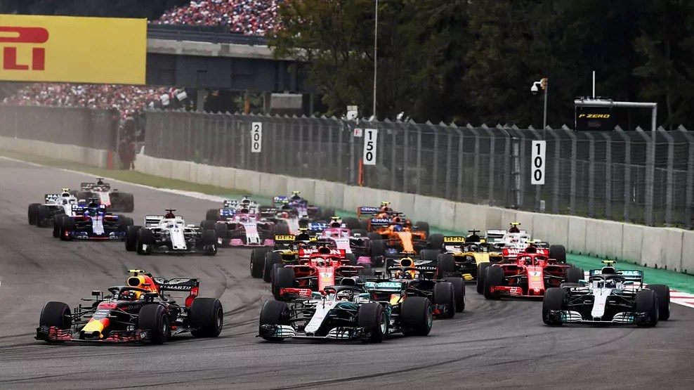 2018 Mexican Grand Prix, Dailycarblog.com