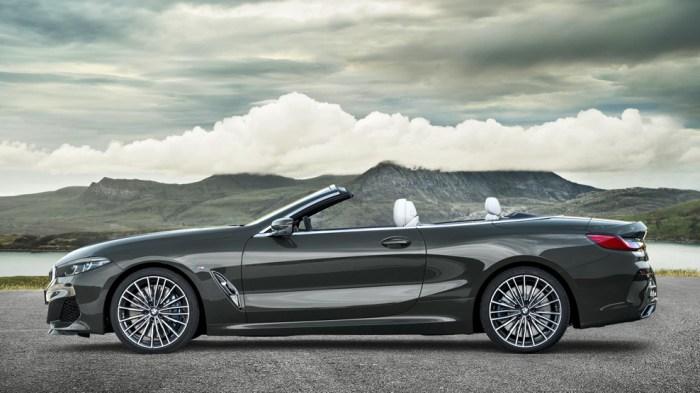 BMW 8 Series, cabriolet, dailycarblog.com