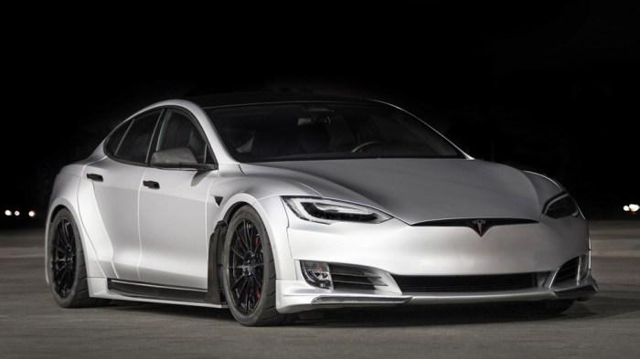 Unplugged Performance, Tesla model S, wideboy, dailycarblog.com