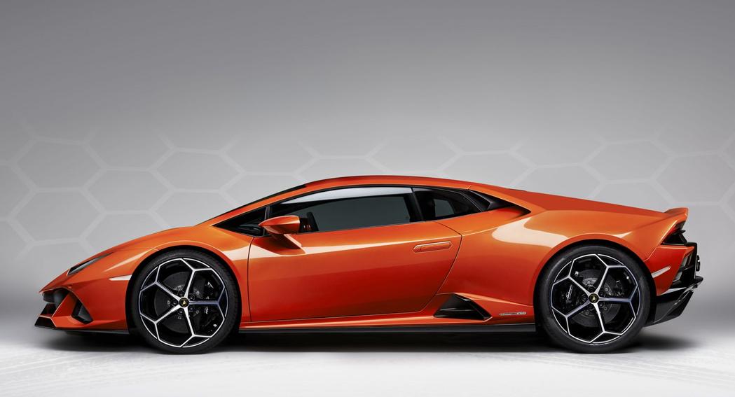 Lamborghini Huracan Evo Detailed Updates Boost Performance Styling