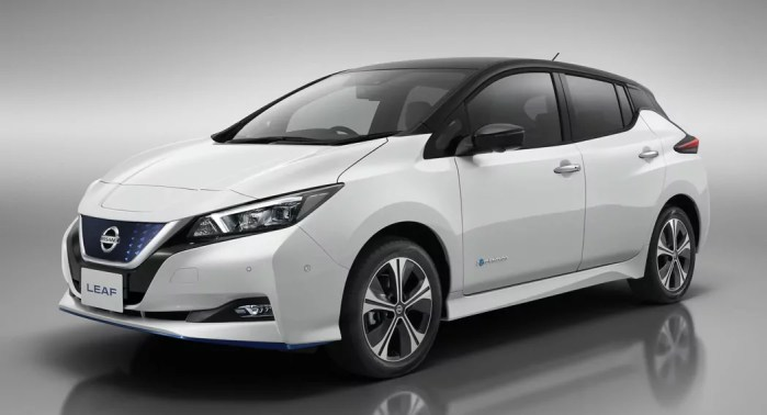 Nissan Leaf, Limited Edition, Dailycarblog.com