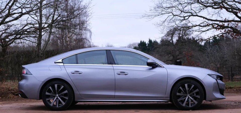 Peugeot 508 2019 review A Dailycarblog.com