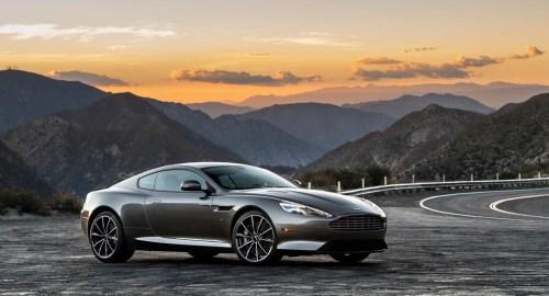 DriveTribe Aston Martin Conspiracy dailycarblog.com