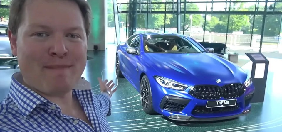 Shmee150 BMW M8 Competition Reveiw