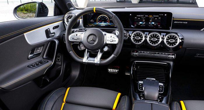 Mercedes AMG interior Dailycarblog.com