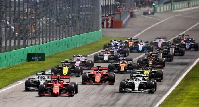 2019 Italian Grand Prix dailycarblog.com