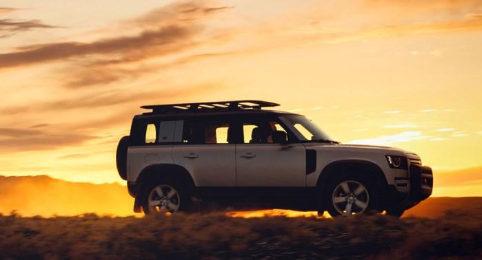 Land Rover Defender dailycarblog.com