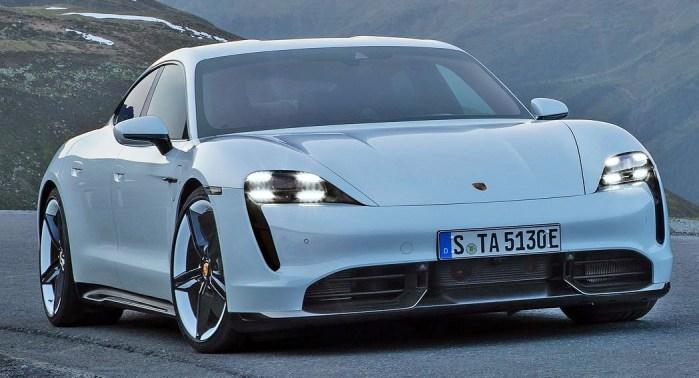 Porsche Taycan EV revolution