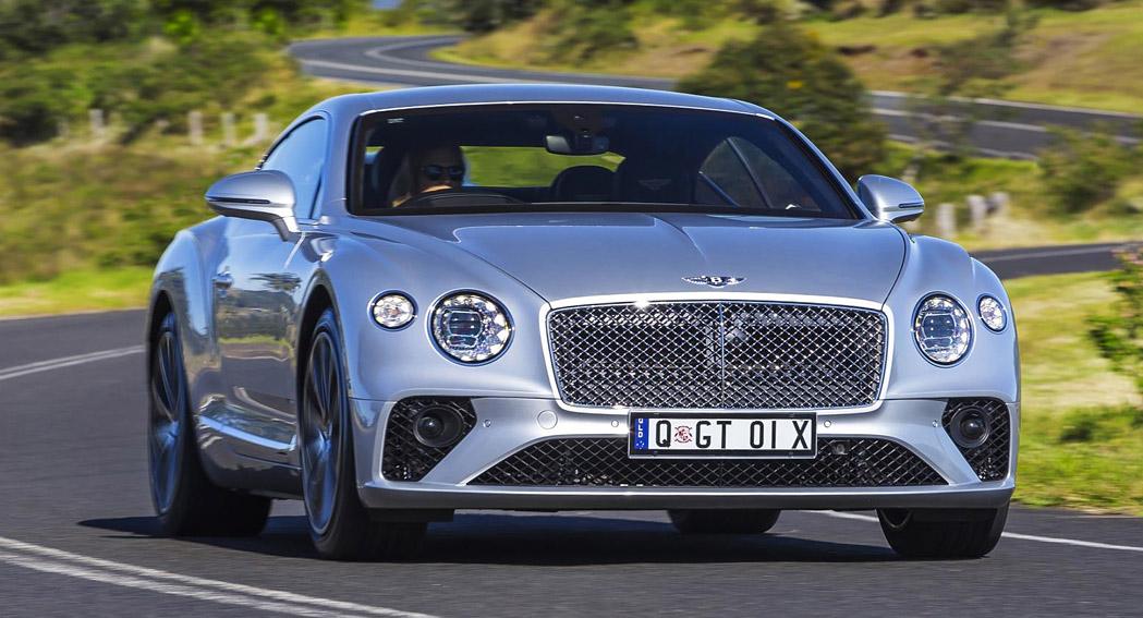 Bentley - Continental GT - Review - Dailycarblog.com - 010