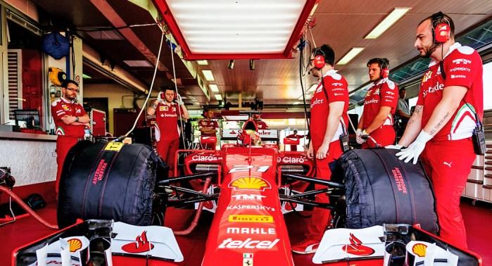 Scuderia Ferrari - 2020 Pre Season - Concerns - dailycarblog.com
