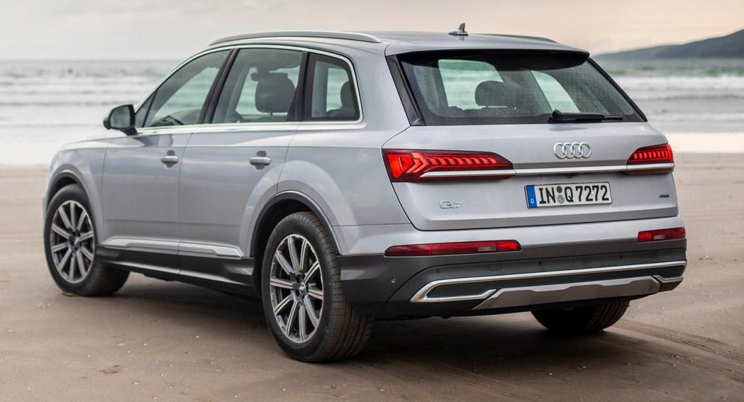Audi Make America Great Again - 45 TFSi - Q7 - Rear - Dailycarblog.com
