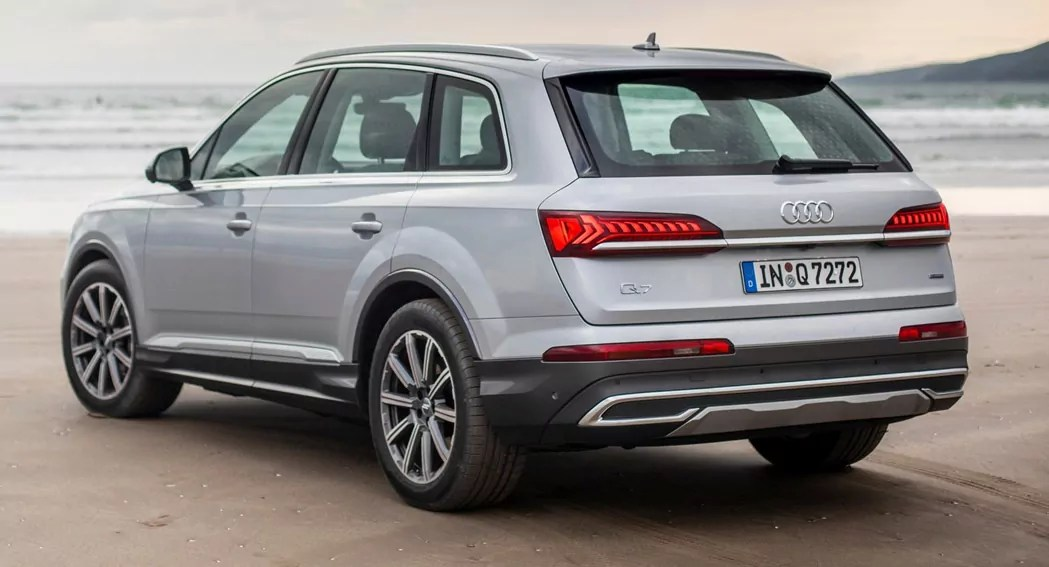 Audi Make America Great Again - 45 TFSi - Q7 - Rear - Dailycarblog.com