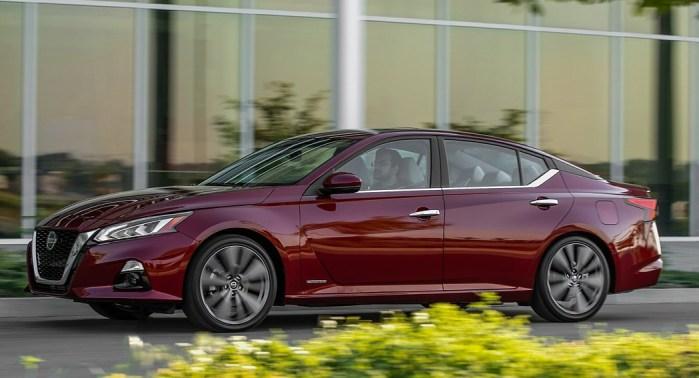 Nissan Altima -2020 - Consumer Advice - Dailycarblog.com