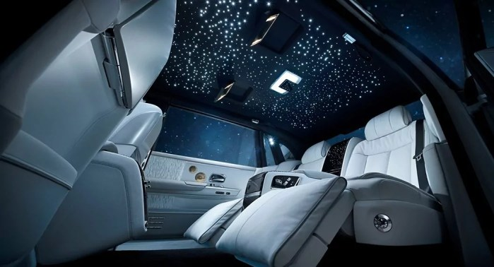 Luxury Technology - Rolls ROyce - Phantom - Dailycarblog.com