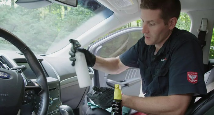 Car Cleaning Detailing - AMMO NYC - Dailycarblog
