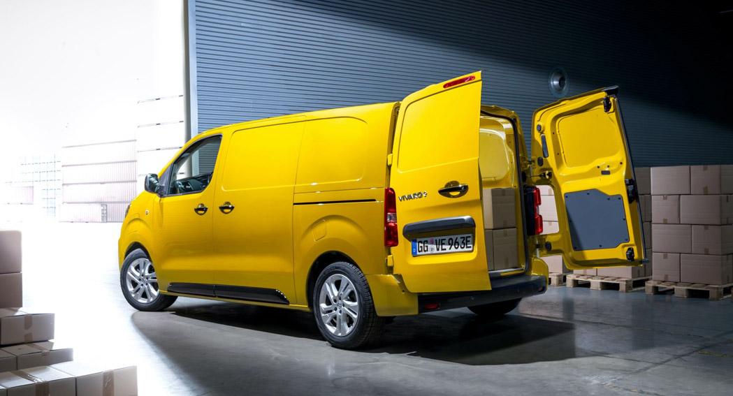 Vauxhall Vivaro-e - Doors - Dailycarblog.com