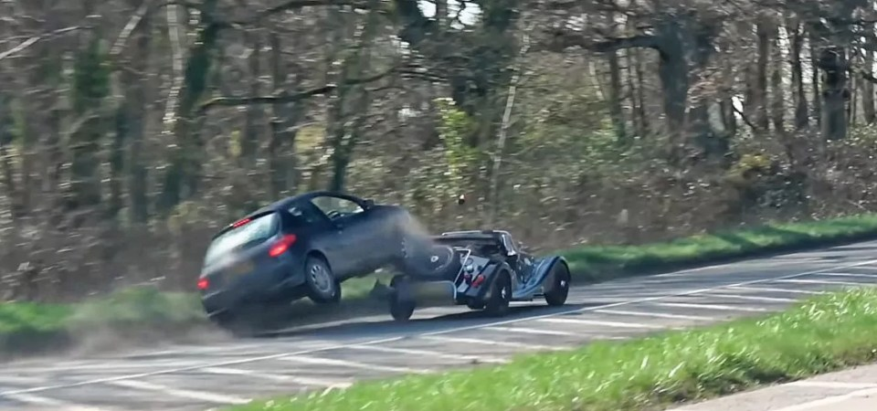 Great British Embarrassing Driving Moments, dailycarblog