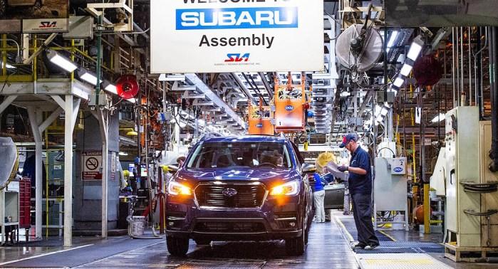 Subaru Sales 2020, dailycarblog