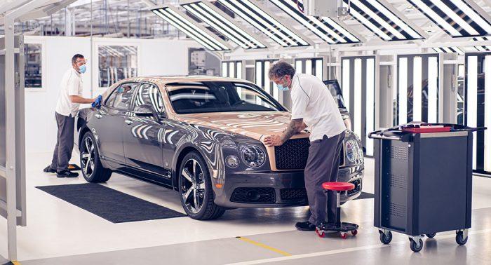 Bentley Mulsanne The Final Edition, dailycarblog